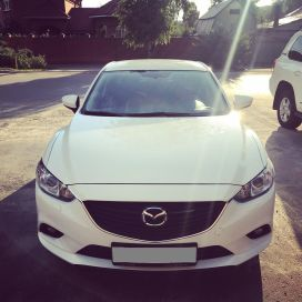 Тамбов Mazda6 2014