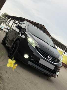 Иркутск Nissan Note 2013