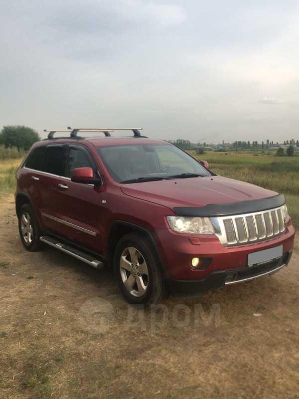 Jeep Grand Cherokee, 2011 год, 1 400 000 руб.