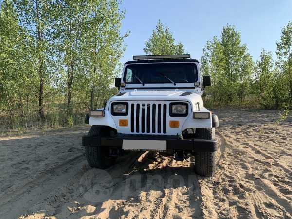 Jeep Wrangler, 1995 год, 924 000 руб.