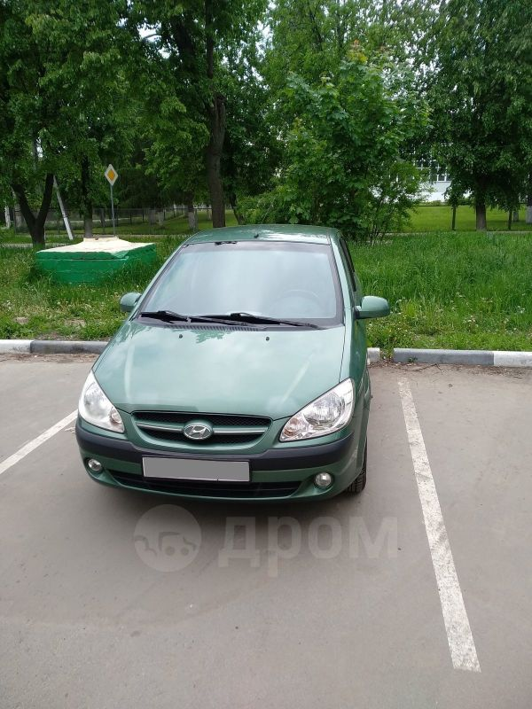Hyundai Getz, 2006 год, 290 000 руб.