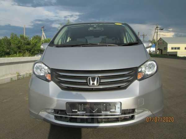 Honda Freed, 2009 год, 577 000 руб.