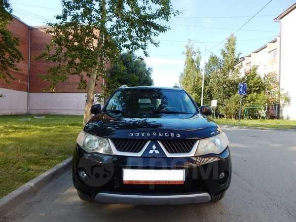 Mitsubishi Outlander, 2008 год, 585 000 руб.