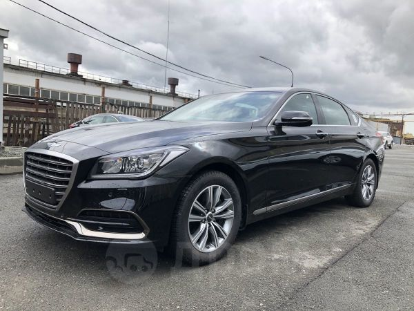 Genesis G80, 2019 год, 2 810 000 руб.