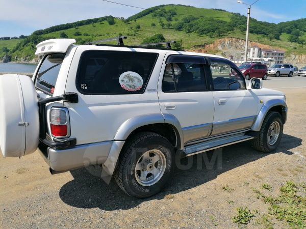 Toyota Hilux Surf, 1998 год, 650 000 руб.