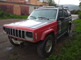 Белокуриха Cherokee 1993