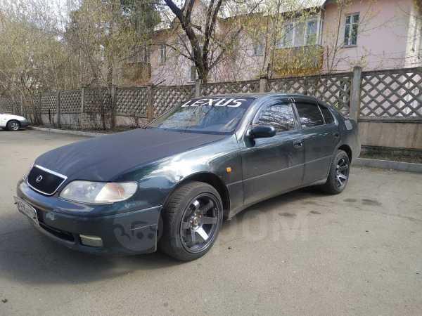 Lexus GS300, 1996 год, 180 000 руб.