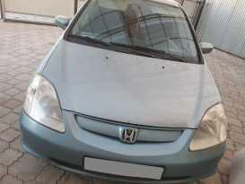Полтавская Civic 2001