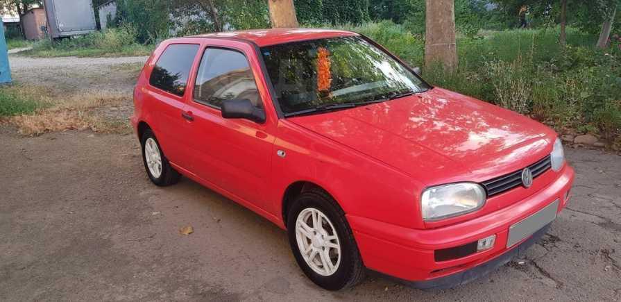 Volkswagen Golf, 1992 год, 90 000 руб.
