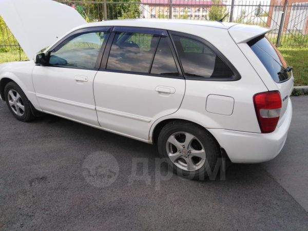 Mazda Familia S-Wagon, 1999 год, 250 000 руб.