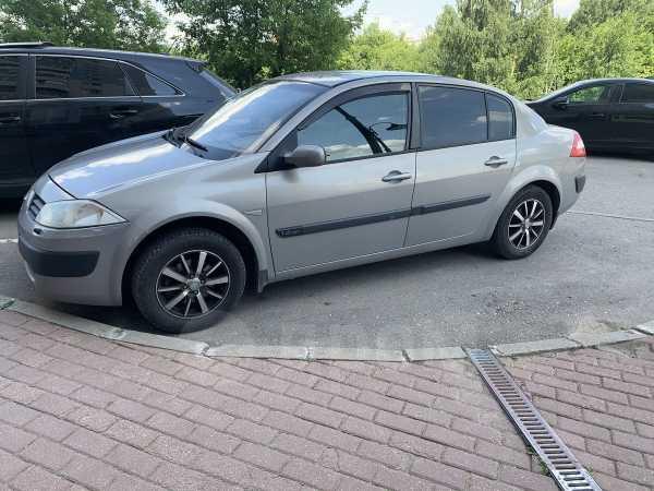 Renault Megane, 2004 год, 230 000 руб.