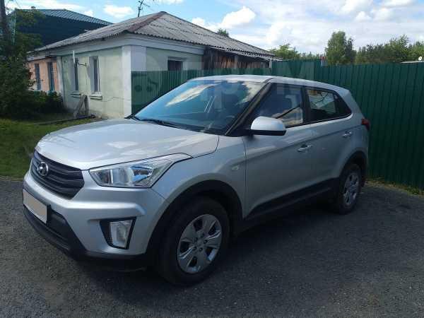 Hyundai Creta, 2019 год, 1 000 000 руб.