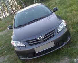 Нововоронеж Corolla FX 2010