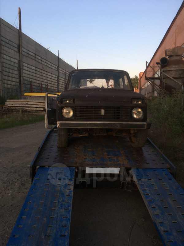 Лада 4x4 2121 Нива, 1981 год, 25 000 руб.