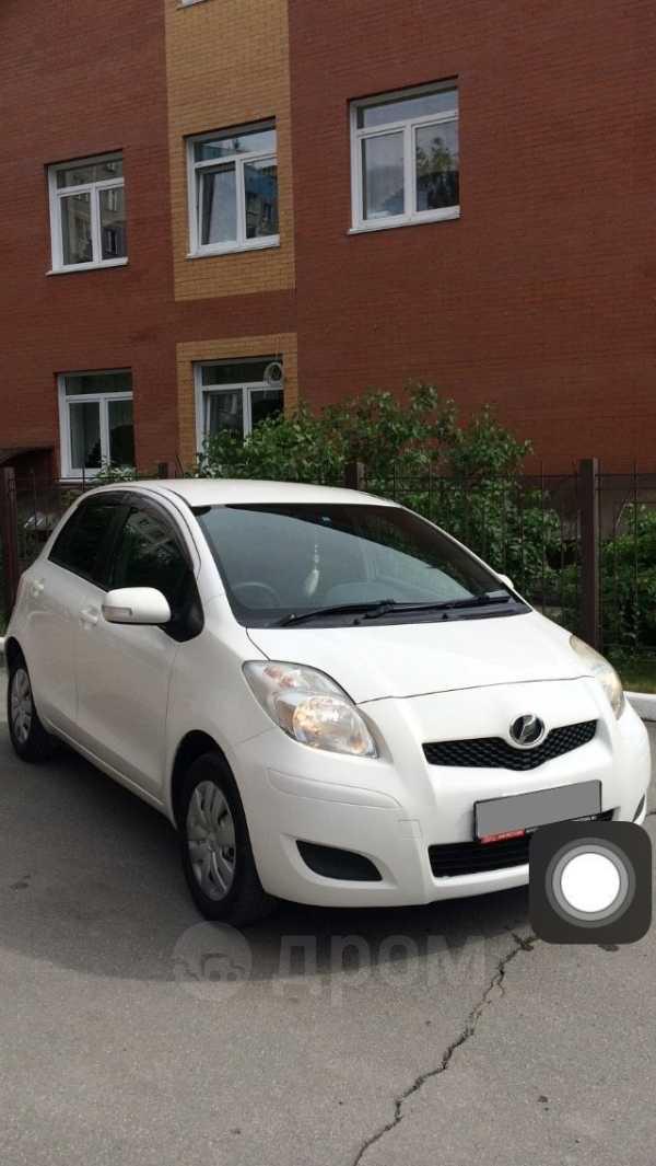 Toyota Vitz, 2010 год, 399 999 руб.