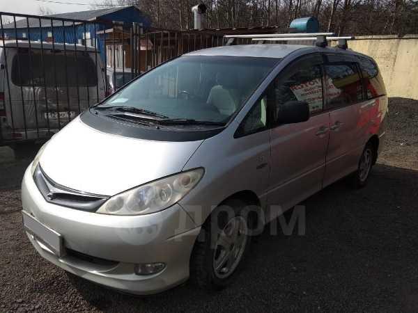Toyota Estima, 2004 год, 570 000 руб.