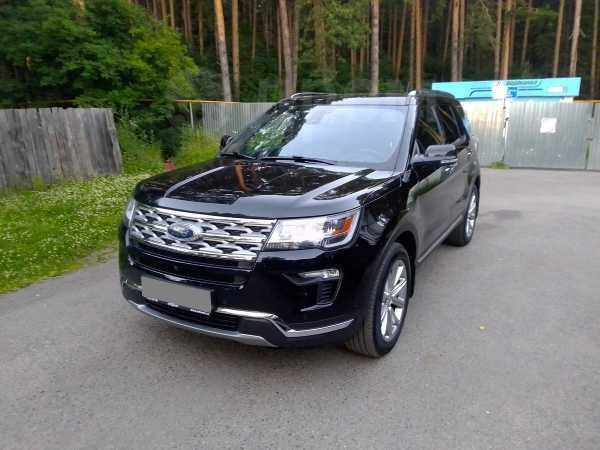 Ford Explorer, 2019 год, 2 499 000 руб.