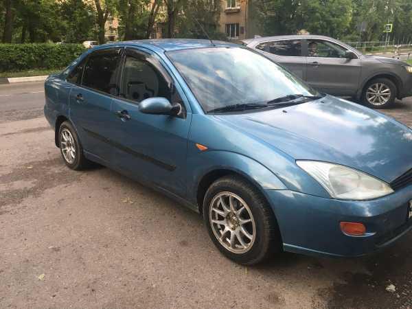 Ford Focus, 2000 год, 95 000 руб.