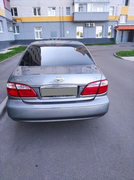 Великий Новгород Nissan Maxima 2004