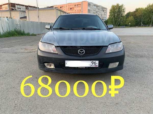 Mazda 323, 2002 год, 96 000 руб.
