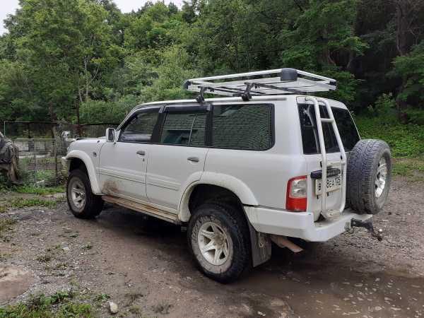 Nissan Safari, 2000 год, 820 000 руб.