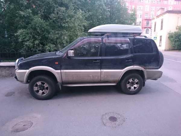 Nissan Mistral, 1995 год, 170 000 руб.
