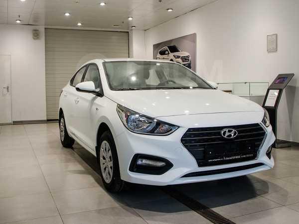 Hyundai Solaris, 2019 год, 939 000 руб.