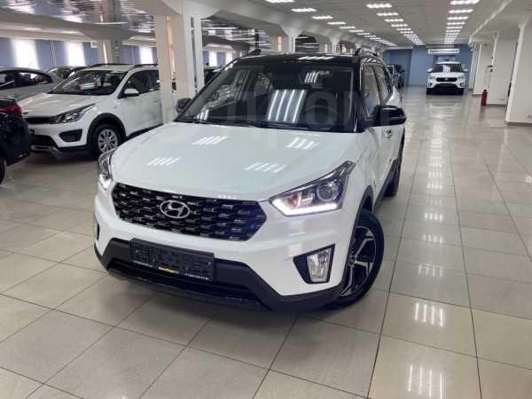 Hyundai Creta, 2020 год, 1 162 900 руб.