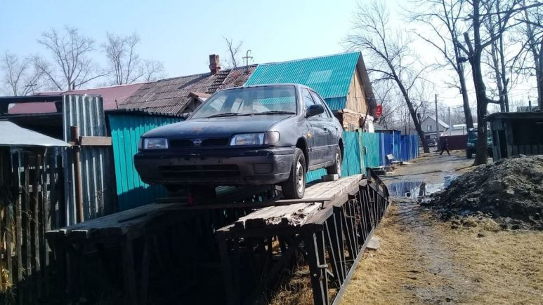 Nissan Pulsar, 1994 год, 45 000 руб.
