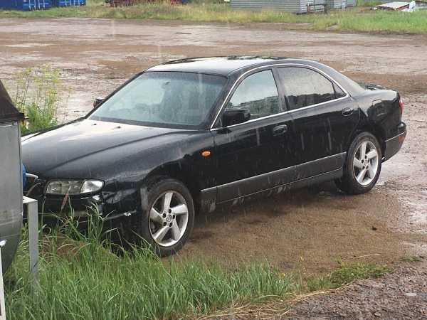 Mazda Millenia, 1998 год, 120 000 руб.