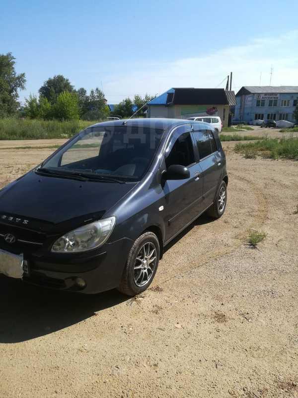 Hyundai Getz, 2010 год, 337 000 руб.
