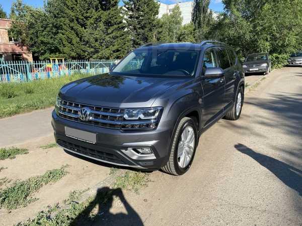 Volkswagen Teramont, 2018 год, 3 080 000 руб.