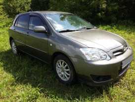 Горно-Алтайск Corolla 2005