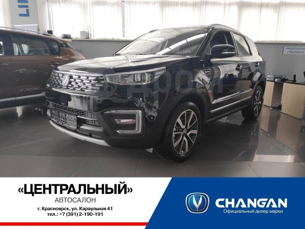 Changan CS55, 2020 год, 1 529 900 руб.