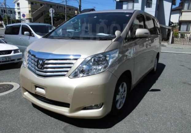 Toyota Vellfire, 2008 год, 530 000 руб.