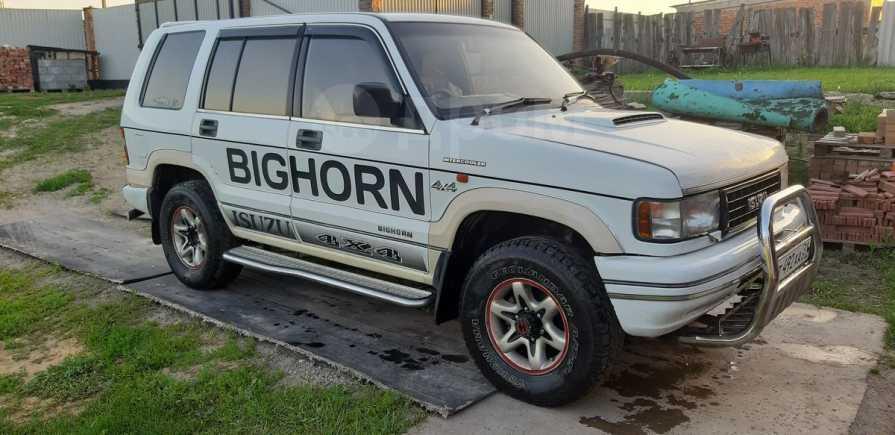 Isuzu Bighorn, 1994 год, 345 000 руб.