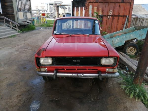 Москвич 2140, 1989 год, 12 000 руб.