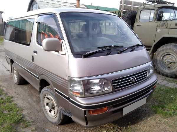 Toyota Hiace, 1994 год, 600 000 руб.