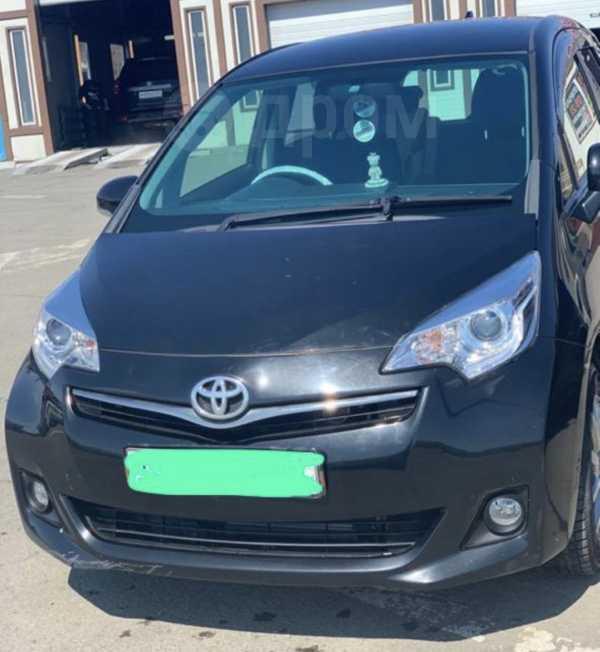 Toyota Ractis, 2014 год, 640 000 руб.