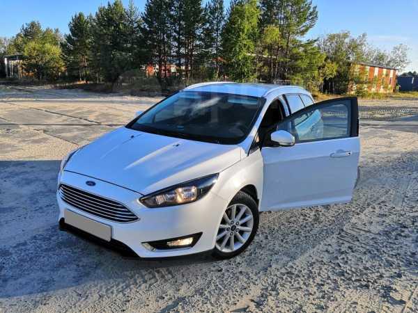 Ford Focus, 2016 год, 800 000 руб.
