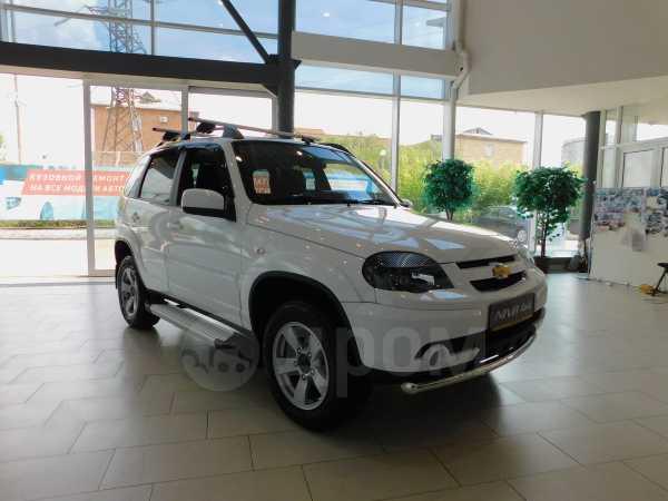 Chevrolet Niva, 2019 год, 790 000 руб.