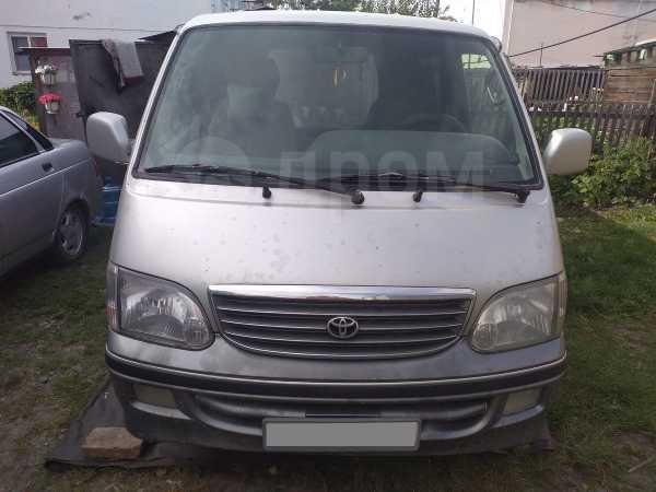 Toyota Hiace, 2002 год, 390 000 руб.