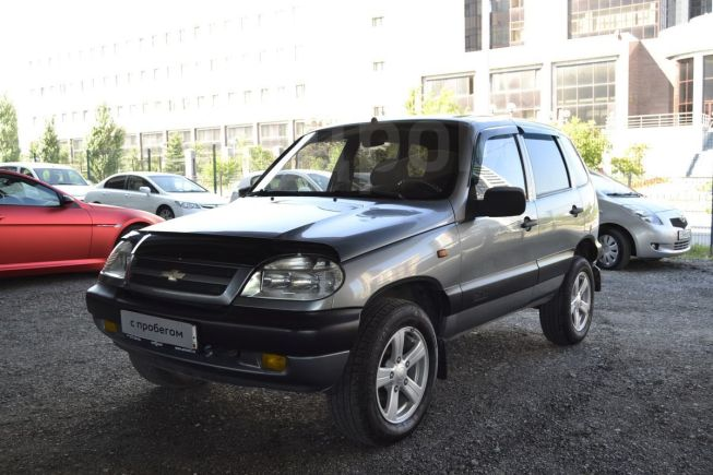 Chevrolet Niva, 2008 год, 258 000 руб.