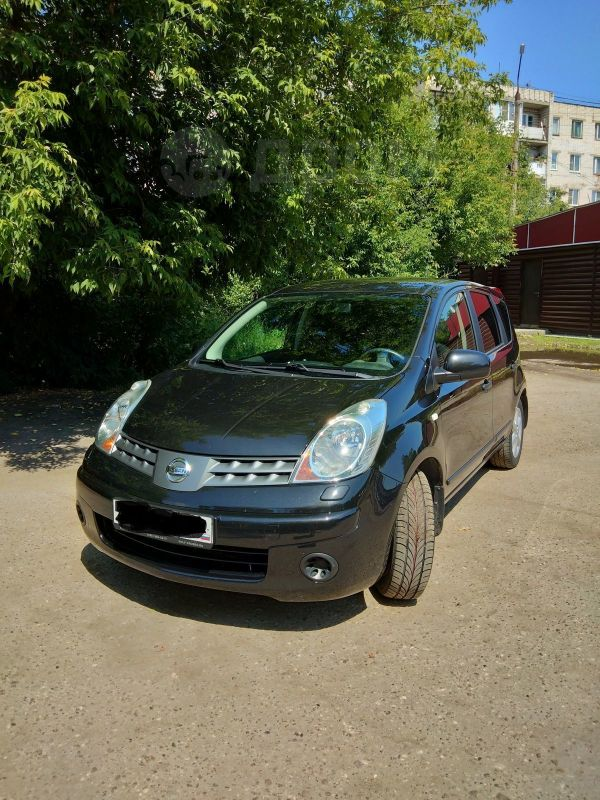 Nissan Note, 2008 год, 505 000 руб.