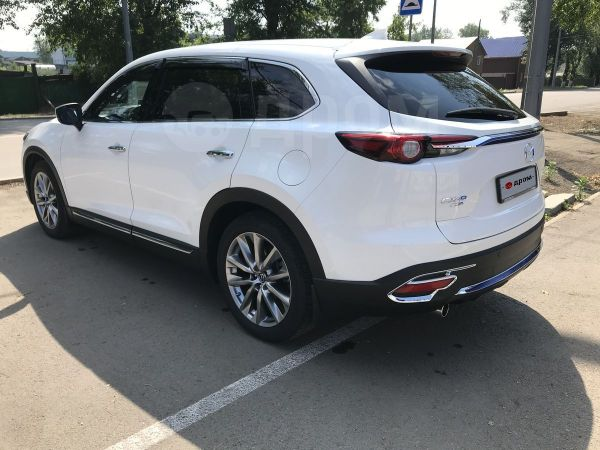 Mazda CX-9, 2017 год, 2 490 000 руб.