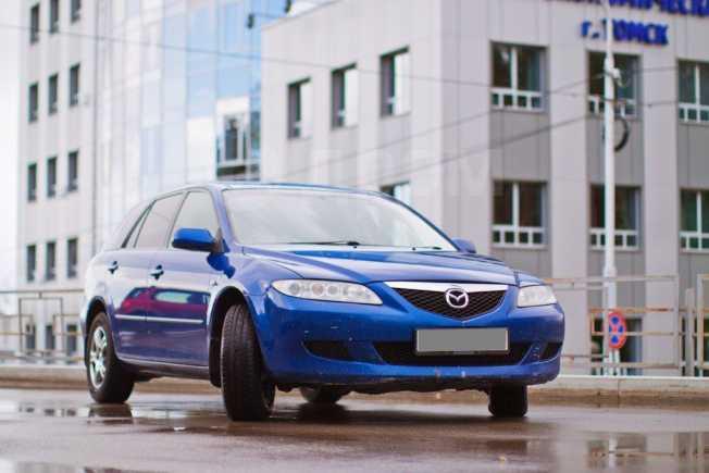 Mazda Atenza, 2004 год, 210 000 руб.