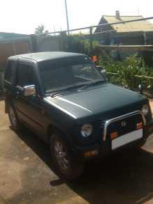 Гусиноозёрск Pajero Mini 1995
