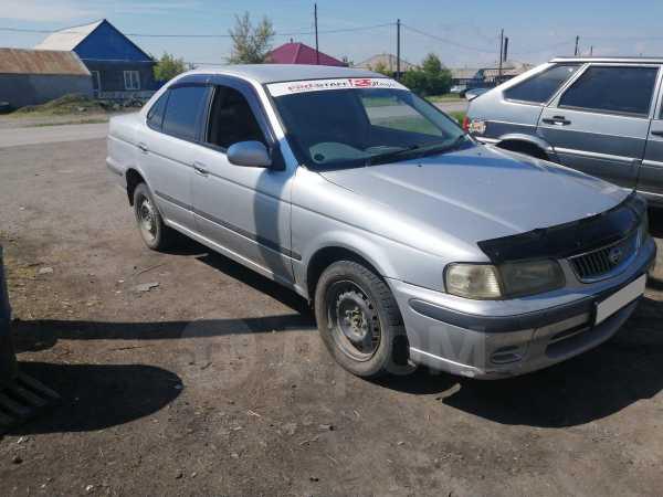 Nissan Sunny, 2002 год, 60 000 руб.