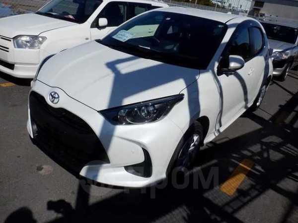 Toyota Yaris, 2020 год, 1 020 559 руб.