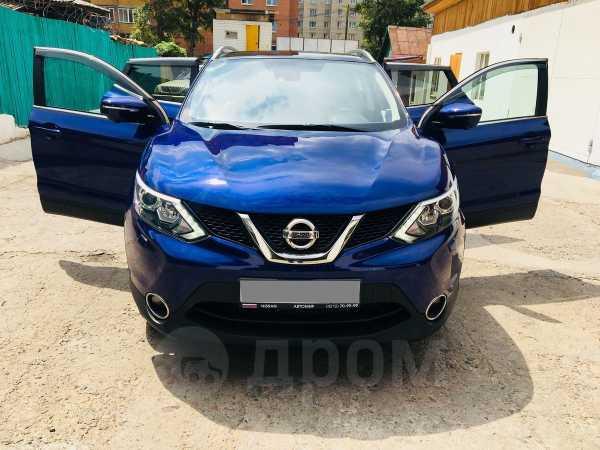 Nissan Qashqai, 2014 год, 1 079 000 руб.
